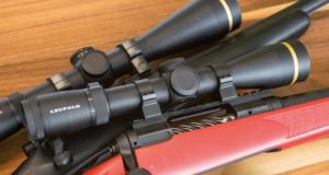 La serie Vx-6, il top di gamma dei cannocchiali di puntamento Leupold