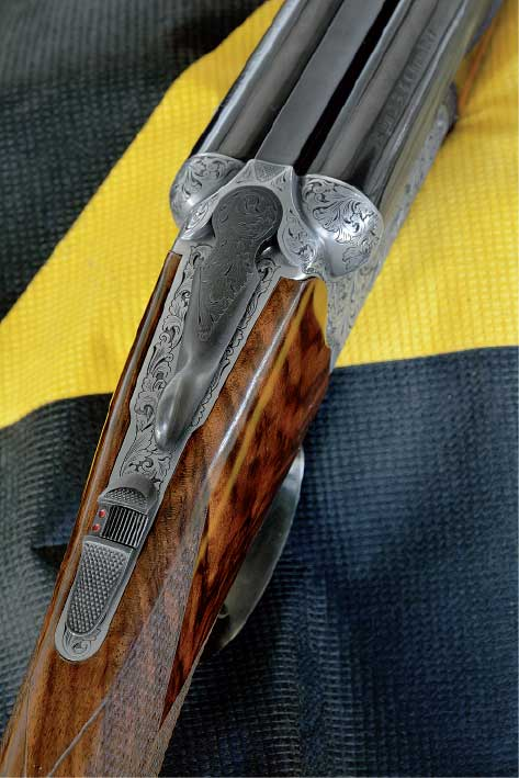 Rizzini Br 550 Round Body calibro 28, forme arrotondate - Armi Magazine