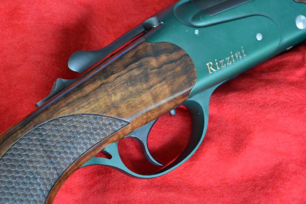 Rizzini Kipplauf Rk 1: arma non convenzionale - Armi Magazine