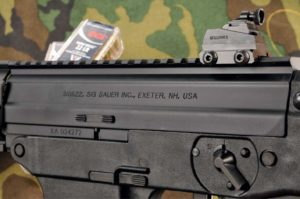 Sig Sauer Sig522 Swat calibro 22 Lr