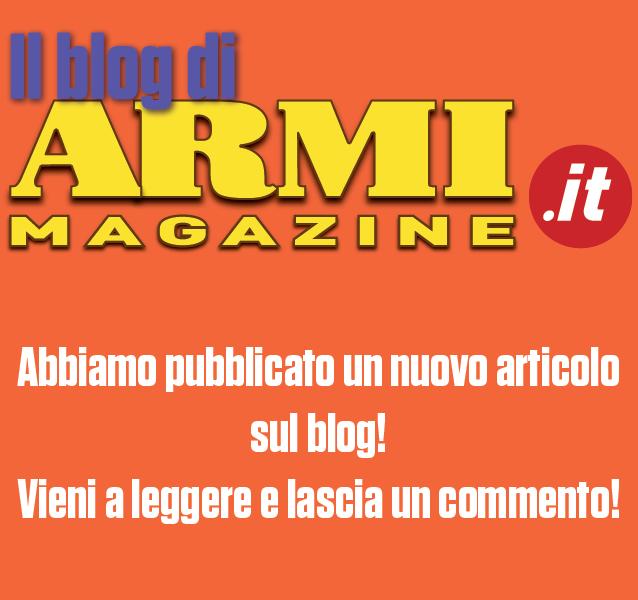 Il blog di Armi Magazine