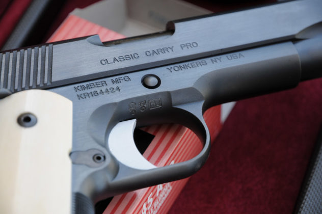 4-Kimber Classic Carry Pro