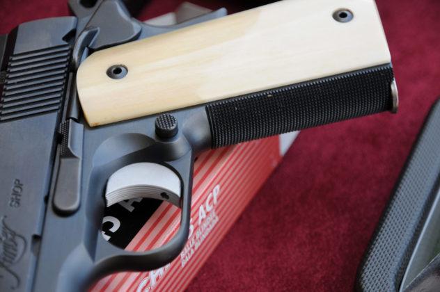 8-Kimber Classic Carry Pro