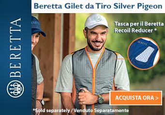 Beretta Gilet da Tiro Silver Pigeon