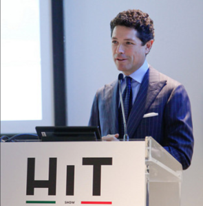 Matteo Marzotto a Hit Show 2017