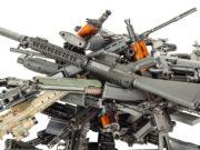 Traffico illegale d'armi