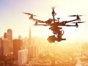 Volare senza guida umana i droni a IWA