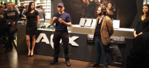 Beretta APX, presentazione a Hit Show