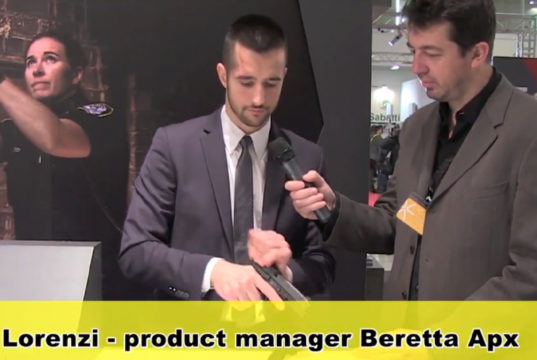 beretta apx a hit show 2017