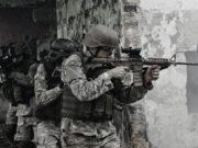 Law enforcement e armi tattiche a IWA