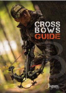 Bignami ha rilasciato il Crossbows Guide 2017, il nuovo catalogo balestre capace di soddisfare le più diverse esigenze in un'ampia fascia di prezzo.
