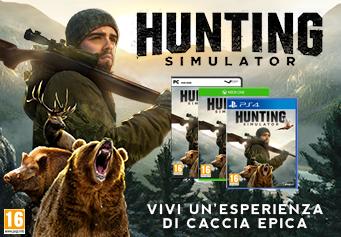 BigBen Hunting simulator