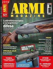 Copertina ArmiMagazine Luglio 2018