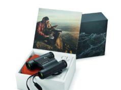 Swarovski Optik lancia sul mercato i nuovi binocoli compatti CL Pocket Mountain, disponibili dal 15 maggio 2017.