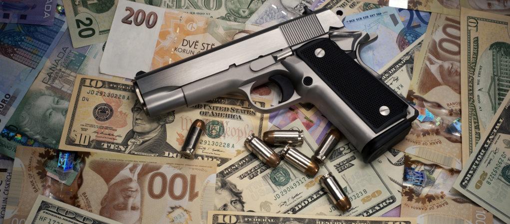 Firme contro produttori di armi