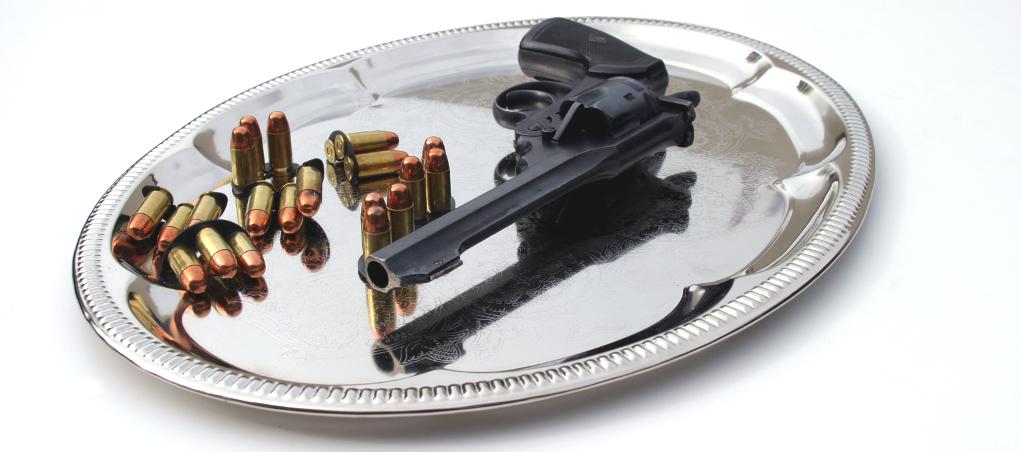 Porto d 39 armi servito su un vassoio d argento armi magazine - Porta d armi uso sportivo ...