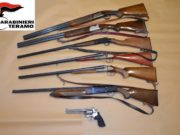 Armi ritrovate Teramo