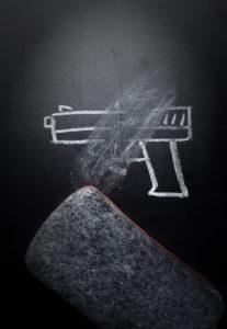 Gaglianico sequestro cautelare delle armi