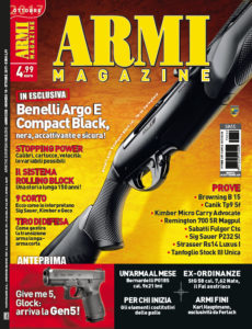 Armi Magazine ottobre 2017