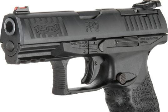 "Walther PPQ M2 Q4 9x19 mm Parabellum con canne da 4"""
