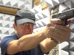 glock 17 Gen5 test a fuoco