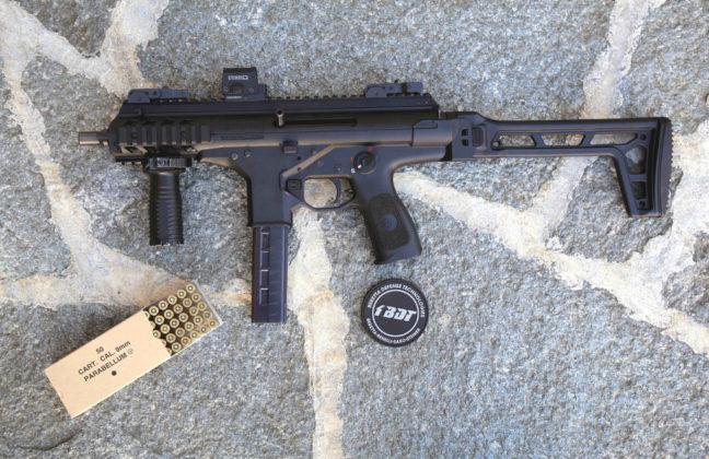 Beretta Pmx Milipol