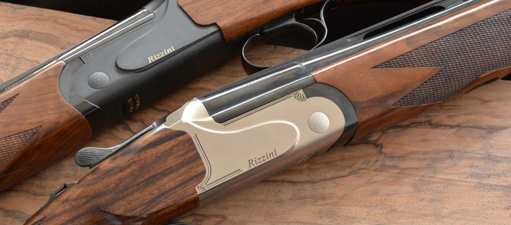 Rizzini BR 110 Small Action: sovrapposto da... 110 e lode