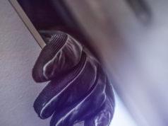 Burglar hand