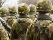 Estonia soldier