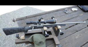 Remington 700 SF II Sendero