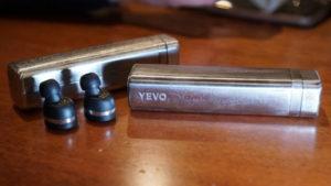 Nel corso di Ces 2018, l'evento più importante del settore dell'elettronica di consumo ospitato a Las Vegas, la svedese Yevo Labs ha presentato gli auricolari per smartphone realizzati con metallo proveniente dalle armi sequestrate.