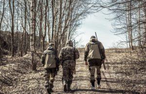 incidenti a caccia