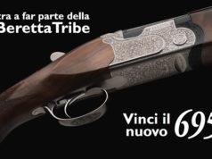 concorso Beretta sovrapposto 695 calibro 12
