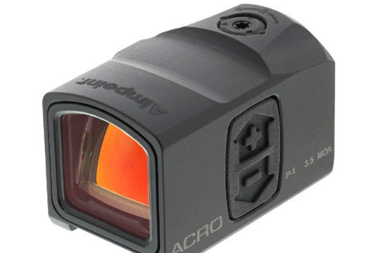punto rosso per pistola Aimpoint ACRO P-1 Left