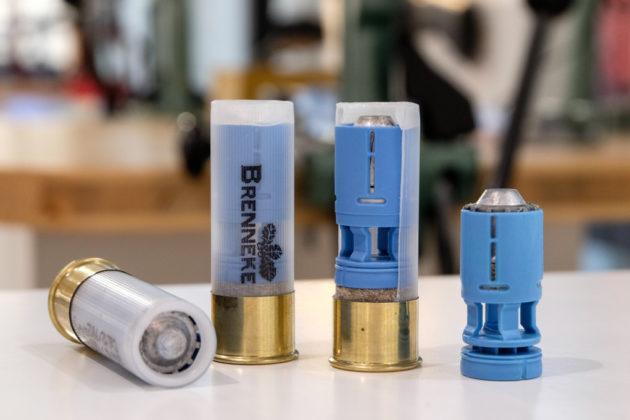 Brenneke Topas munizioni per la caccia al cinghiale