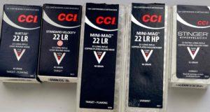 Cci Standard Velocity cal. .22 Lr