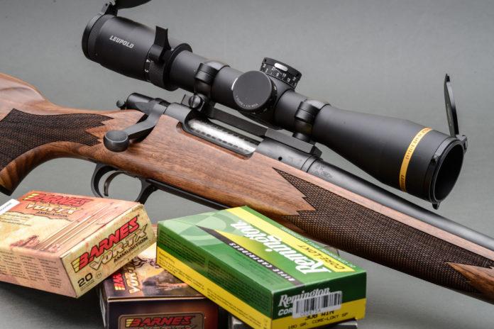 carabina bolt action remington seven