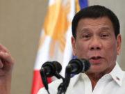 Rodrigo Duterte armi ai civili