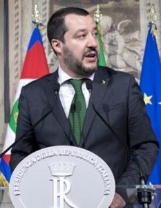 Salvini sulle guardie giurate