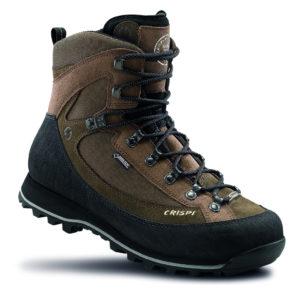 calzatura da caccia crispi summit brown gtx