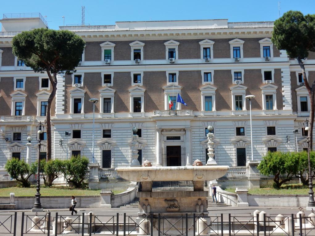 Circolare del ministero dell interno sulla disattivazione for Ministero interno r