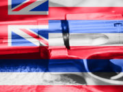 Hawaii porto d'armi in pubblico