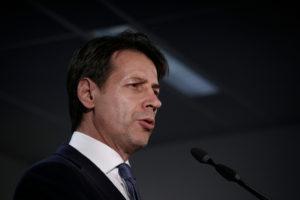 Giuseppe Conte sulla riforma della legittima difesa
