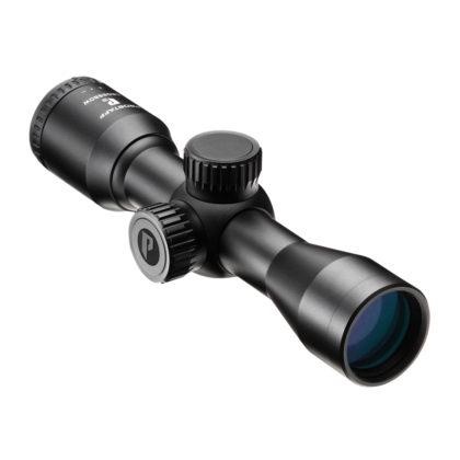 vista laterale ottica Nikon Prostaff P3 Crossbow