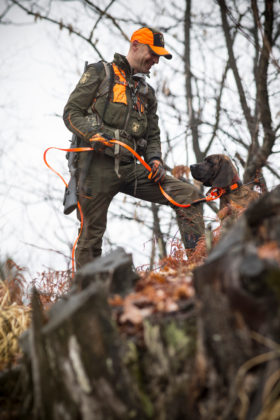 Sounds of Hunt Remo Orologio con cane per Trabaldo