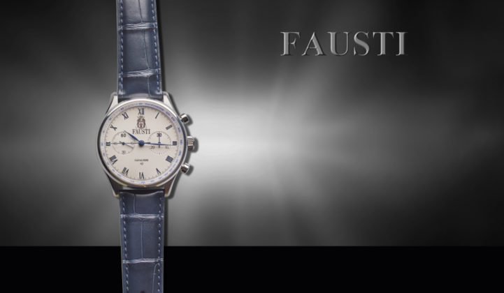 fausti watch collection cavaliere
