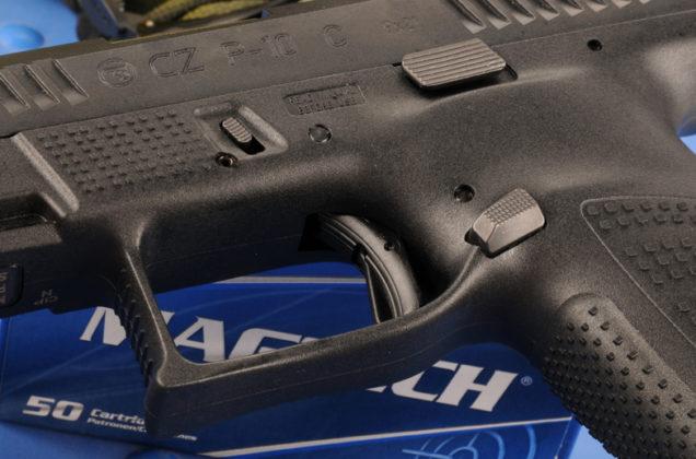 grilletto CZ P-10 C