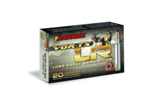 munizioni per il tiro a lunga distanza Barnes VOR-TX LR Long Range