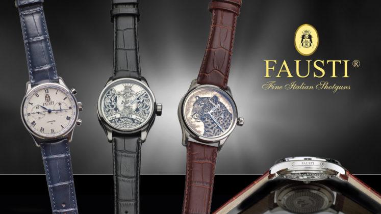 orologi di lusso fausti watch collection