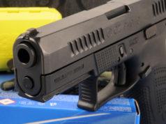 pistola a percussore lanciato Cz P-10 C